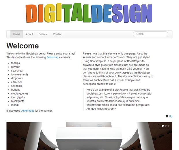 Bootstrap Tutorial—Blog | Sue Feng Design